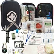 29 in 1 Outdoor survival kit Set Camping Travel Multifunctio