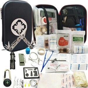 29 in 1 Outdoor survival kit S