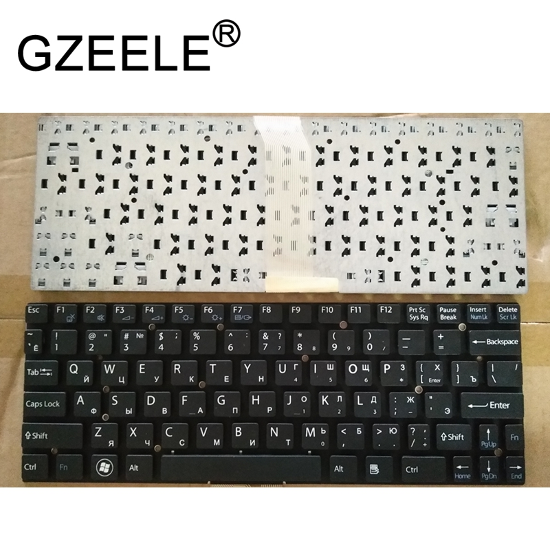 GZEELE Neue russische RU Laptop tastatur Für SONY VAIO T11 SVT11 SVT 11 SVT111A11V SVT11137CC SVT111A11t SVT11115FDS SVT111190S RU