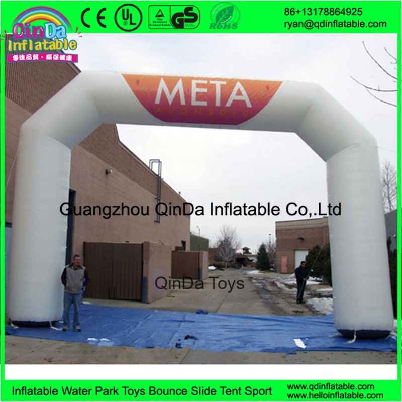inflatable arch finish line15