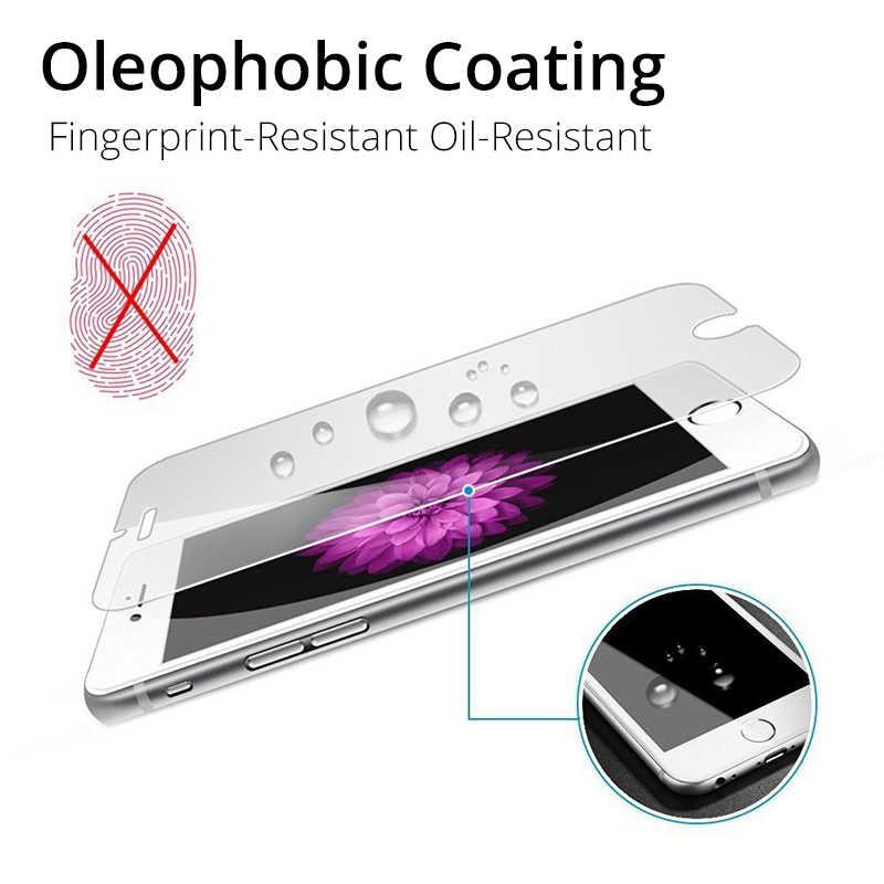 11D מעוקל קצה מגן זכוכית על עבור iPhone 7 8 6 6 S בתוספת מזג מסך מגן עבור iPhone 8 7 6 6 s בתוספת זכוכית סרט