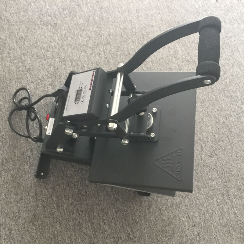 t-shirt logo printing heat transfer printing machine/ protable garment heat press machine цена