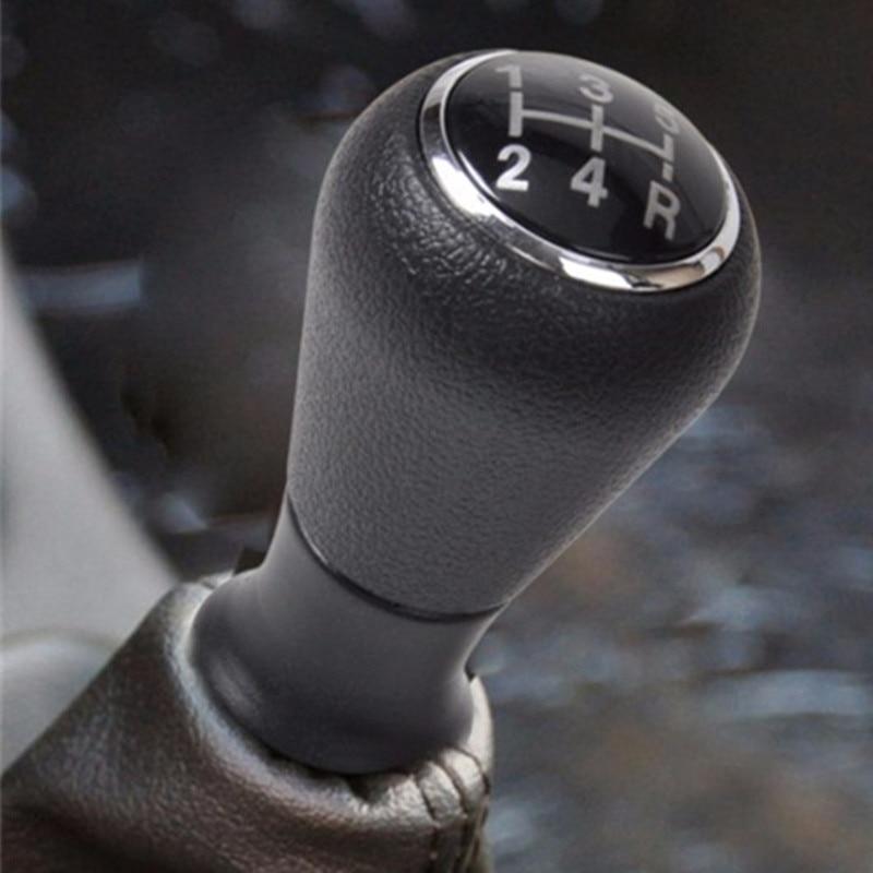 5 Speed Black Gear Stick Shift Knob for Peugeot 106 107 205 206 306 406 307 308 3008 Citroen Saxo C1 C2 C4 C4 Picasso gear shift