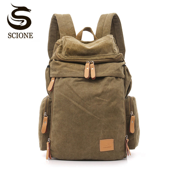 moon wood high quality canvas printed heart yellow backpack korean style students travel bag girls school bag laptop backpack Top Quality Casual Men's Backpack Fashion Canvas Students School Shoulder Bag Laptop Rucksack Large Travel Backpacks korean