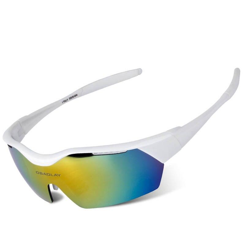ROBESBON Cycling Eyewear Anti-Ultraviolet High Desity High Toughness Anti-Blaze UV400 Glasses Cycling Eyewear