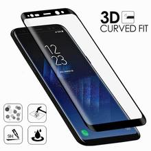 360 Full Coverage 9H Tempered Glass Screen Protector Film Phone Case Fo