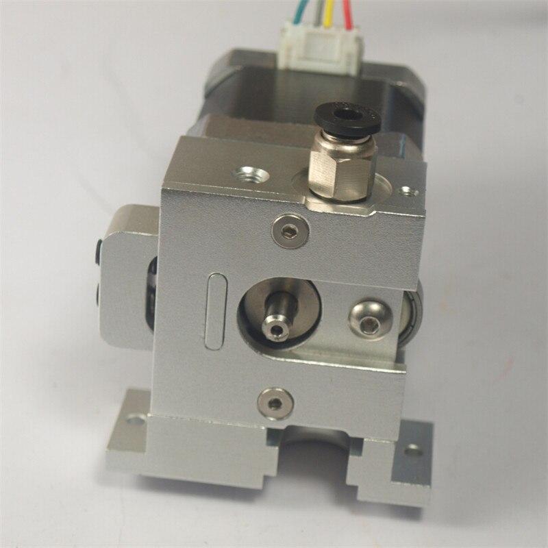 SWMAKER BullDog Lite Extruder direct extruder All Metal for 3D printer DIY RepRap Prusa Mendel- 1.75mm with hotend mount plate m reprap prusa mendel diy 3d printer linear bearings silver 10 pcs