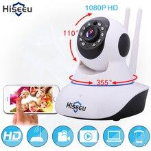 2 M Wifi Caméra IP Sans Fil de soutien AP mode 1080 P IP Réseau caméra wi-fi CCTV WIFI P2P Onvif IP Caméra 1920*1080 P FH1C Hiseeu
