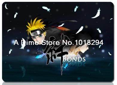 Naruto mouse pad BONDS mousepad laptop anime mouse pad gear notbook computer gaming mouse pad gamer play mats
