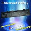 Jigu batería ordenador portátil del reemplazo para dell latitude e5400 e5410 e5500 e5510 km769 km742 451-10616 312-0769 312-0762 4400 mah