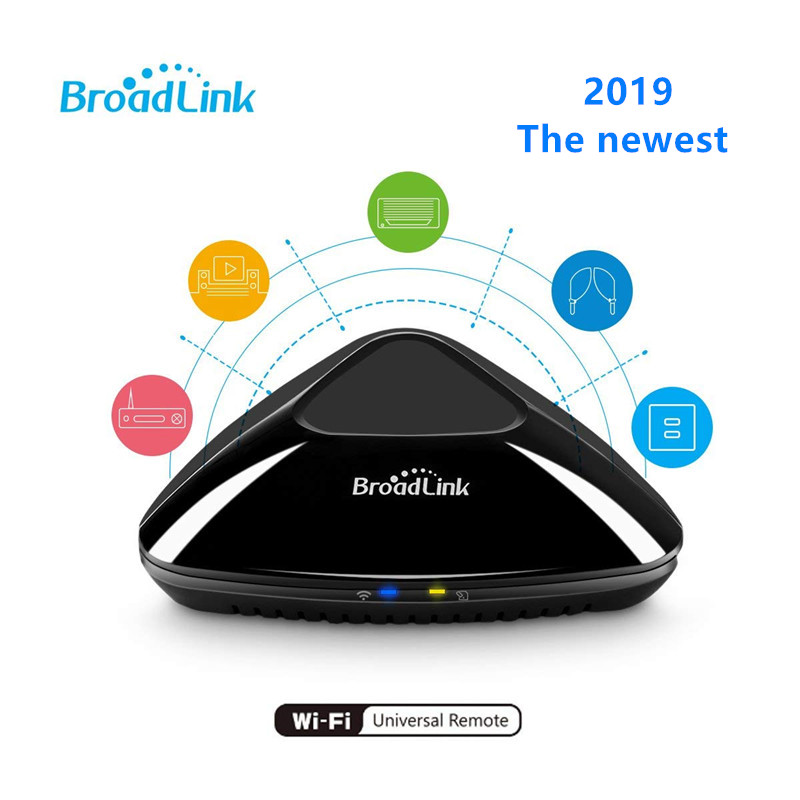 2019 Newest Broadlink RM Pro RM33 RM mini3 Smart Home Automation WIFI IR RF 4G Universal