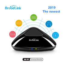лучшая цена 2019 Newest Broadlink RM Pro+ RM33 RM mini3 Smart Home Automation WIFI+IR+RF+4G Universal Controller for iOS Android