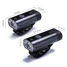 Newly Bicycle Front Light USB Rechargeable LED Head Lamp Handlebar Lantern Bike Cycling Flashlight BF88 все цены