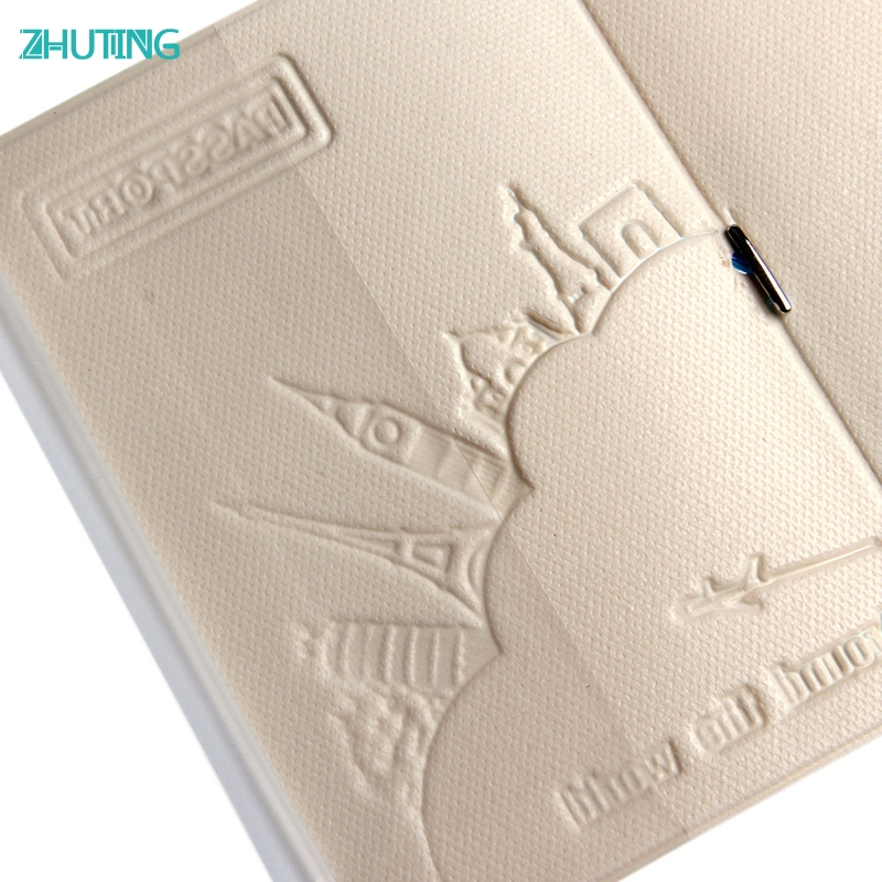 Journey Travel Passport Holder ID Card Case Cover Credit Ticket Protector