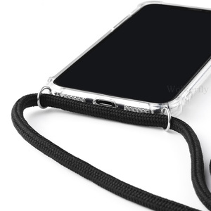Image 5 - עבור Samsung Galaxy הערה 20 במיוחד S10 S9 S20 בתוספת A51 4G A71 5G Crossbody כיסוי עם שרוך שרשרת כתף צוואר רצועת מקרה