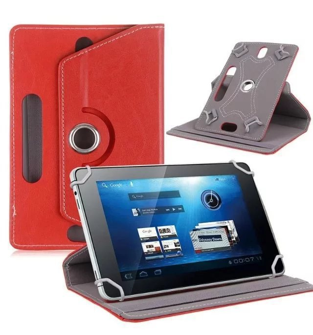 """3 2 1 Fanshu 360 Degree Rotation Leather Case For iPad Air 1 2 3 7"""" 8"""" 9.7"""" 10"""" Stand Holder Cover With Smart Auto On/Off Funda Coque (3)"""