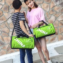цена на 2019 New Sport Gym Bag Training Bag Woman Fitness Bags Durable Multifunction Handbag Outdoor Sporting Tote for Male Size Large