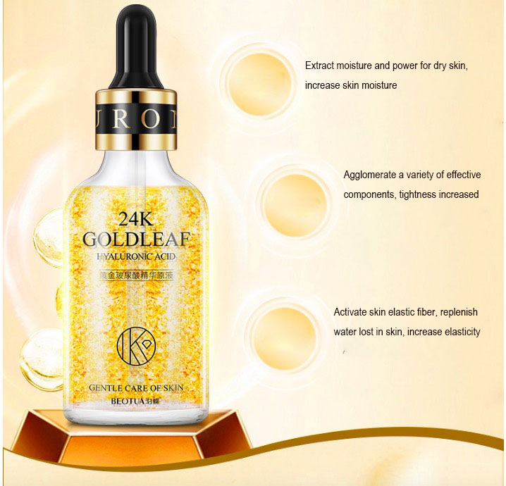 24k ANTI AGING SERUM | The gift direct