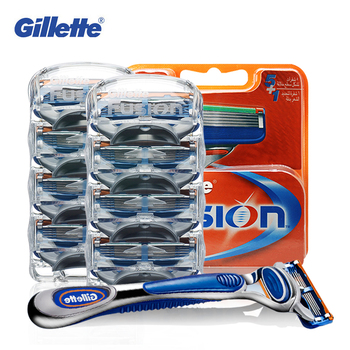 Five Layer Gillette Fusion Razor for Men