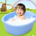 Plástico colorido Mini Banheira Para Bebê Recém-nascido