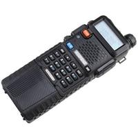 uv 5r Baofeng UV-5R Dual Band UHF / VHF רדיו המשדר W / שדרוג אפרכסת עם סוללת גרסת 3800mah - Built-in פונקצית VOX (2)
