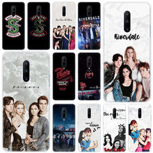 Hot Riverdale South Side Serpents Soft Silicone Fashion Transparent Case For OnePlus 7 Pro 5G 6 6T 5 5T 3 3T TPU Cover