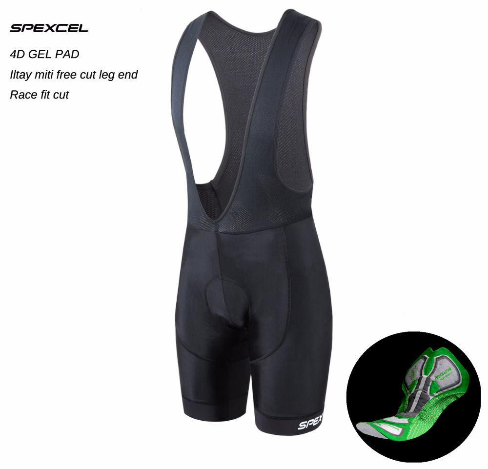 SPEXCEL Top Quality Pro Classic bib shorts race bicycle bottom Ropa Ciclismo bike pants 4D gel pad Italy Silicon grippers at leg santic bib shorts classic race bicycle bottom ropa ciclismo bike shorts 4d pad italy silicon grip mtb roupa ropa de ciclismo