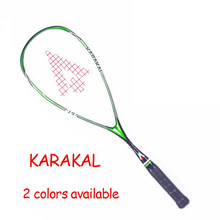 Official Brand Karakal Squash Racket SLC 100% Carbon Fiber Material For Squash Sport Training Beginner(China)