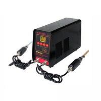 1 шт. RTW1400 мини ультразвуковая полировальная машина, оборудование для обработки поверхности ультразвуковая Точная шлифовальная и полировал