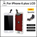 5PCS/LOT Grade AAA Quality No Dead Pixel For iPhone 6 plus LCD touch Display Screen Digitizer Assembly free shipping of DHL