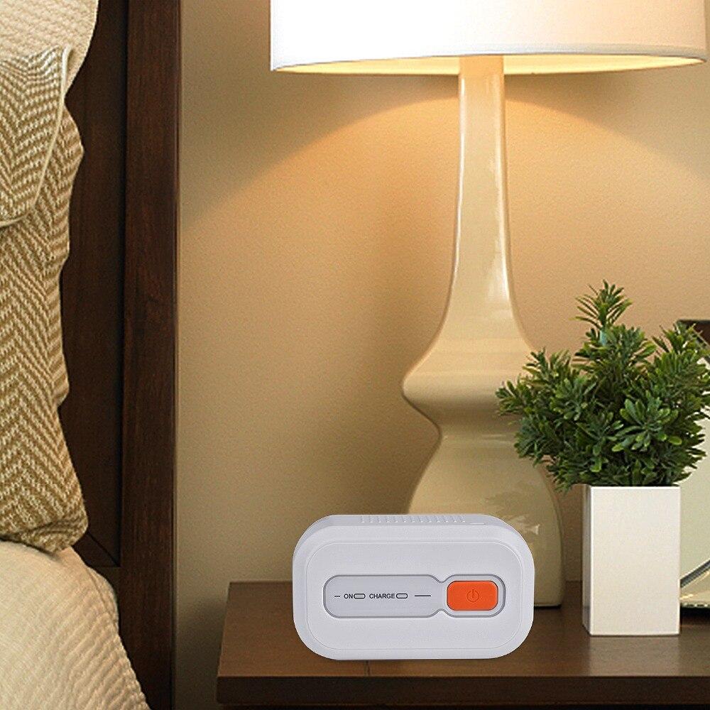 Hogar y Mini portátil CPAP limpiador desinfectador CPAP tubos de Aire Limpio