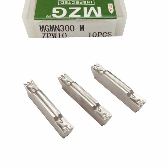 MZG MGMN150 MGMN200-G ZPW10 Machining Aluminum Copper Non-ferrous Shallow Turning Grooving Toolholders Indexable Carbide Inserts