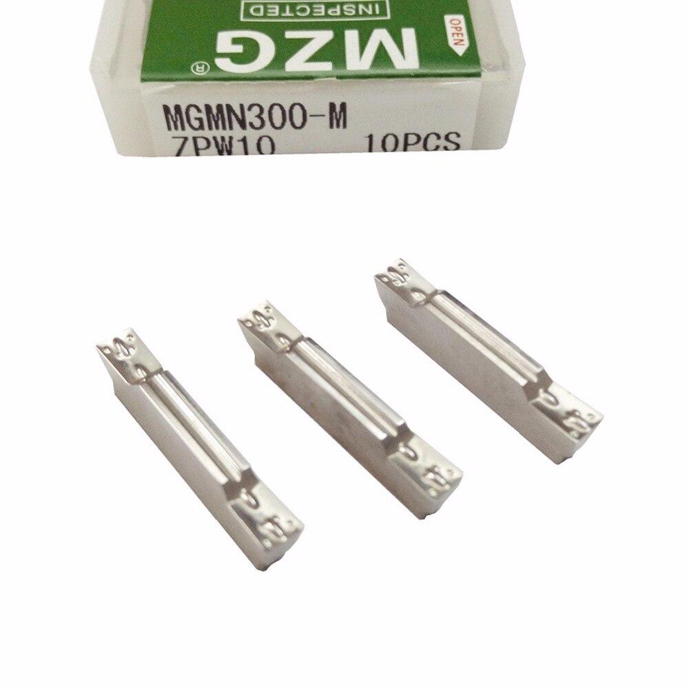 MZG MGMN150 MGMN200-G ZPW10 Lavorazione di Alluminio di Rame Non ferrosi Superficiale Girando Scanalatura Portautensili Indicizzabili Inserti In Metallo Duro