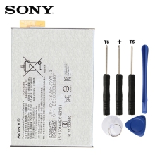 Original SONY LIS1653ERPC Battery For Xperia XA2 Ultra H4233 3580mAh Genuine Sony mobile phone replacement battery