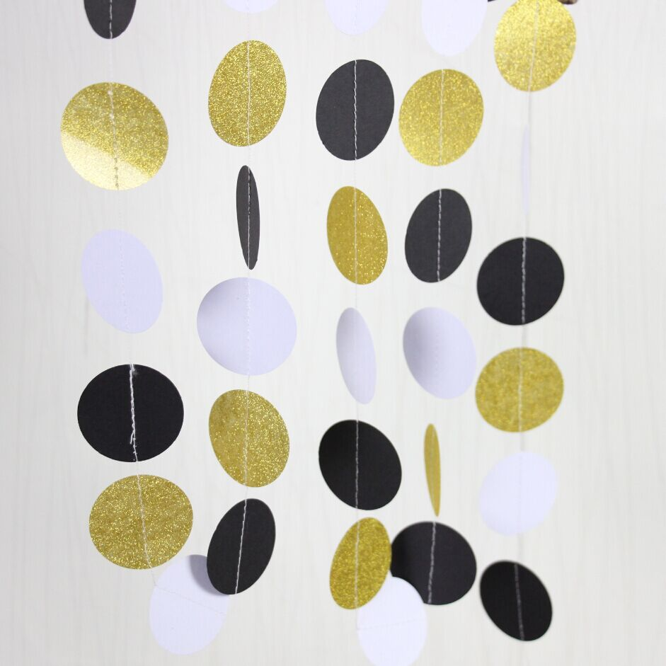 Gold Birthday Decorations Compare Prices On Black Gold Decorations Online Shopping Buy Low
