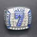 New Fashion Silver Plated Vintage 1956 Mickey Mantle Baseball Championship Rings Replica