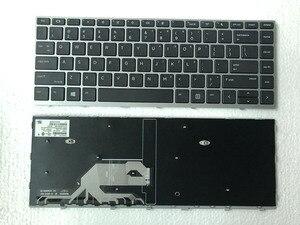 Image 1 - חדש עבור HP Probook 430 G5 440 G5 445 G5 שחור מחשב נייד מקלדת אין תאורה אחורית