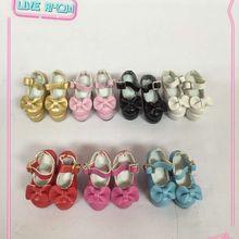 Куклы обувь(Размер 3 см) обувь на высоком каблуке для кукол
