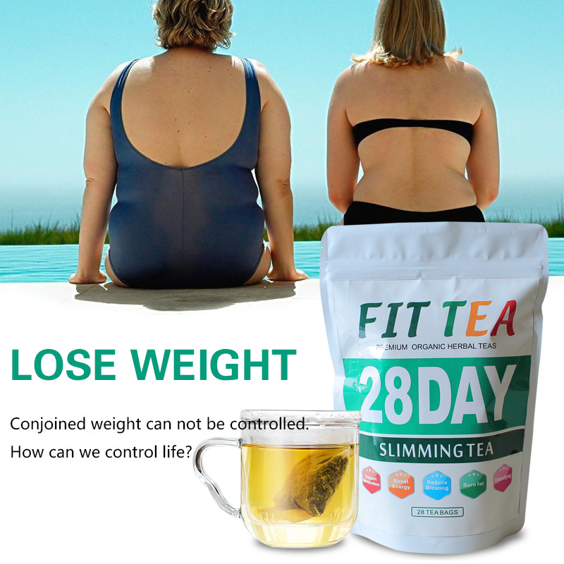 <font><b>28</b></font> <font><b>Days</b></font> <font><b>Detox</b></font> Weight Loss Tea Chinese Health Diet Slimming Aid Burn Fat Thin Belly Prett Scented Tea Slimming Tea Herbal image