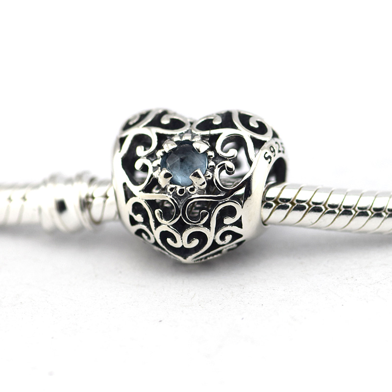 Pandora bracelet charms birthstones for Birthstone beads for jewelry making