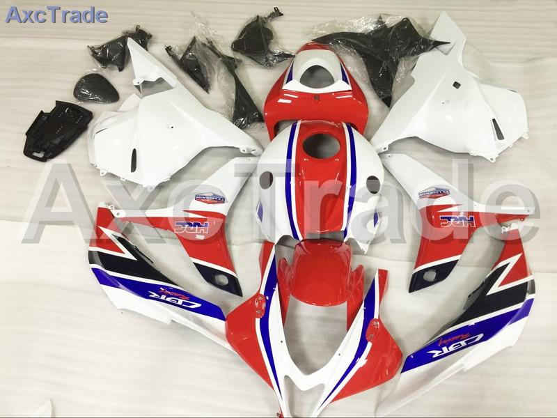 Мотоцикл Обтекатели для Honda CBR600RR CBR600 ЦБ РФ 600 рублей 2009 2010 2011 2012 Ф5 ABS пластичная впрыска Обтекателя кузова комплект A617