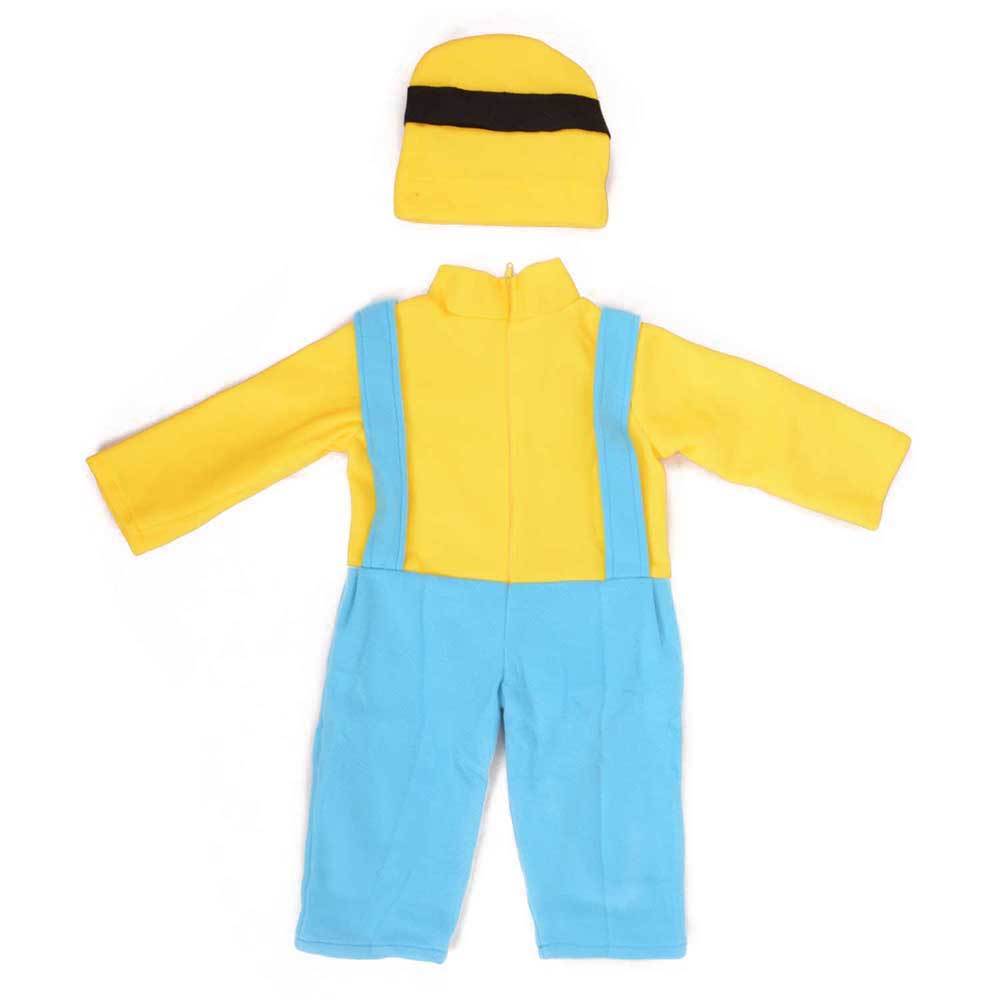 Minion Toddler Kids Costume Despicable Me 3 The Minions Bob Romper Costume Baby Boysu0027 Jumpsuit Halloween Costumes for Children-in Boys Costumes from Novelty ...  sc 1 st  AliExpress.com & Minion Toddler Kids Costume Despicable Me 3 The Minions Bob Romper ...