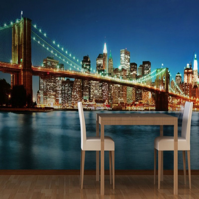 Mural New York Taxi Mural Wallpaper 3d Murals 3D Wallpaper For Walls Tv  Background Home Improvement Part 38