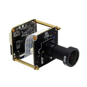 Image 2 - Cámara IP Starlight 1080P H265 Módulo de placa de uso SONY IMX307 Sensor y HI3516EV100 con lente F1.2 4mm envío gratis