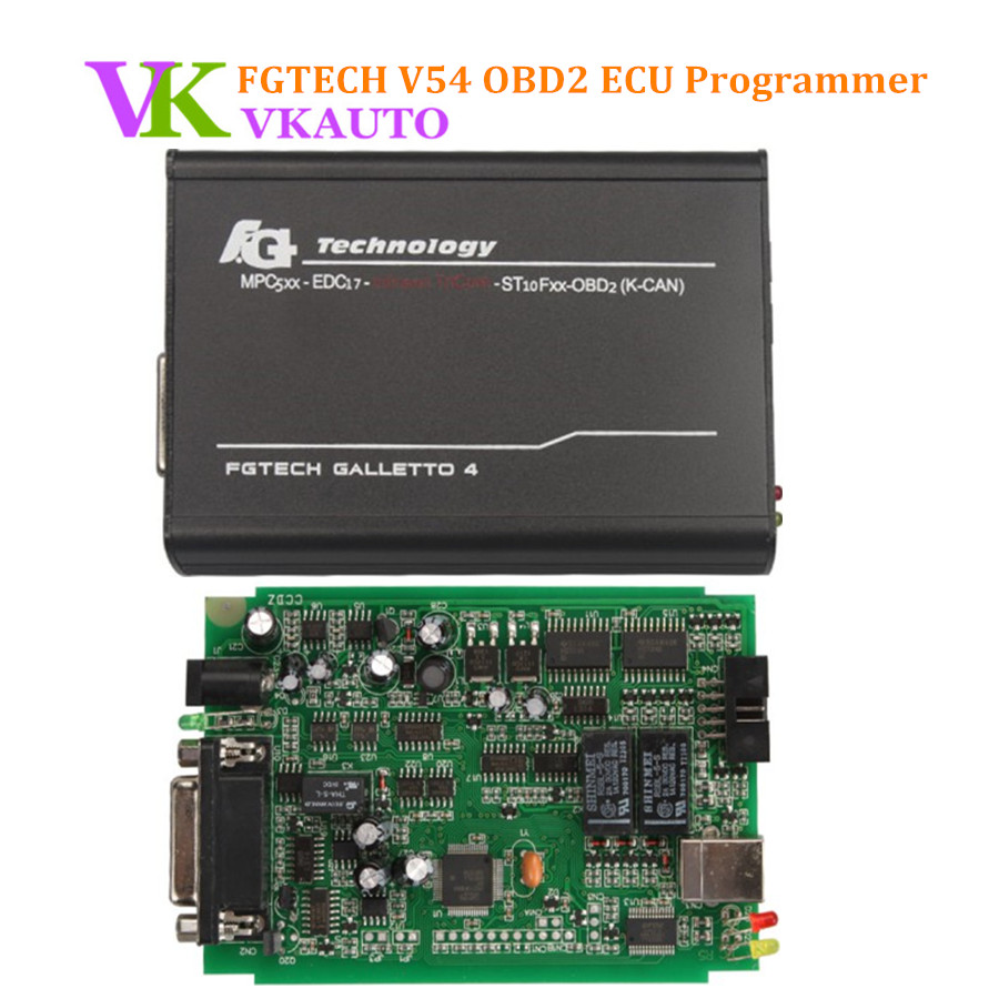 Fgtech V54 FGTECH Galletto 4 Master Version ECU Programming Tool with BDM-Tricore-OBD Function ECU Chiptuning Tool dhl free fgtech galetto 4 master ecu chip tuning tool newest version fg tech v54 bdm tricore with compass as gift