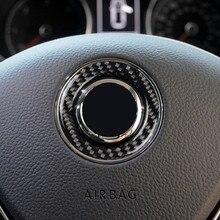 Автомобильный Стайлинг, эмблема на руль, подходит для 2011- VW Volkswagen golf 6 golf 7 POLO CC Tiguan PASSAT TOURAN Scirocco BEETLE