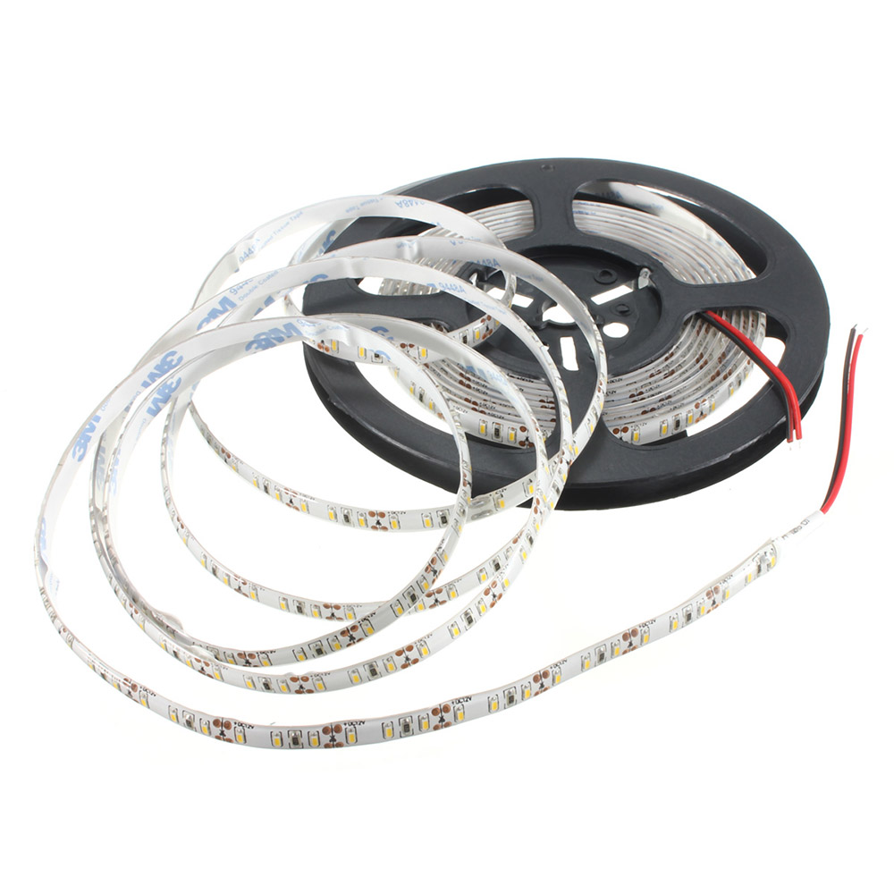 DC 12V SMD5630 IP65 waterproof 5M LED strip Can be cut Flexible ...