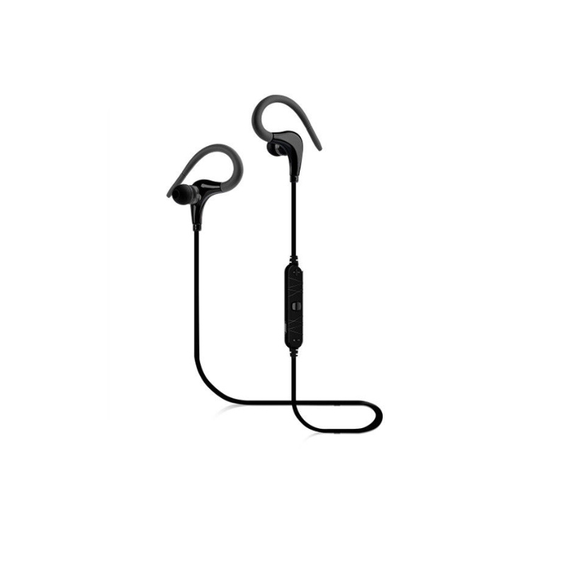 Awei A890BL Bluetooth Earphone Sport Wireless Stereo Headphones with Microphone Noise Cancelling For Phone