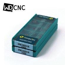 קרביד הכנס SP סוג SPMG 050204 060204 07T308 090408 S110408 SPMG140512 גבוהה מהירות הכנס חשמל מהיר תרגיל הכנס