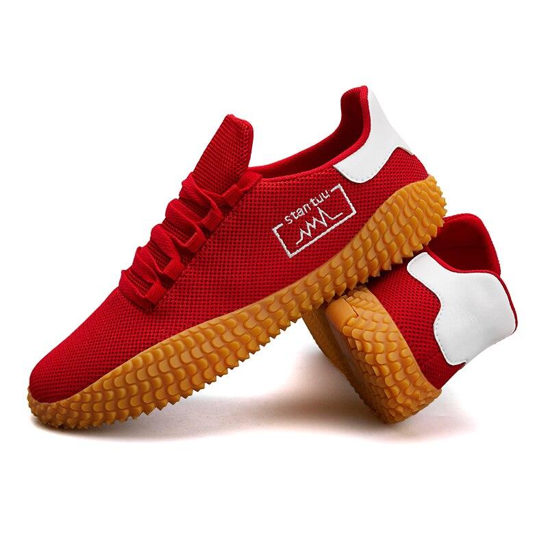 New Men Running Shoes Men Sneakers Breathable Sneakers Sports Fitness Walking Non-slip Outdoor Jogging Sneaker Homme